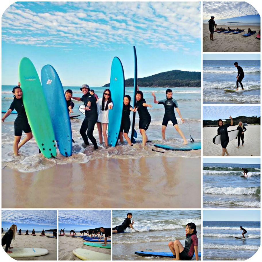 Merrick Surf Day