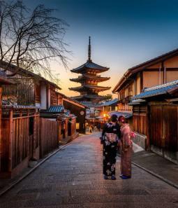 Lexis Japan streets
